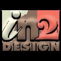 In 2 Design Logo